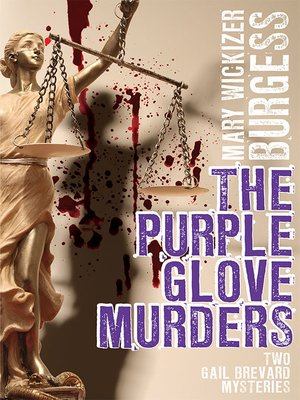 cover image of The Purple Glove Murders