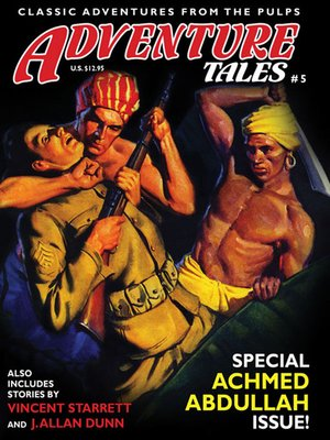 cover image of Adventure Tales, Volume 5