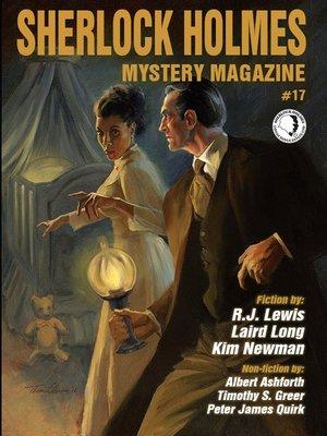 cover image of Sherlock Holmes Mystery Magazine #17