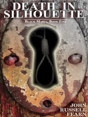 cover image of Death in Silhouette: A Classic Crime Novel