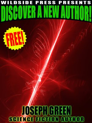 cover image of Wildside Press Presents Discover a New Author: Joseph Green
