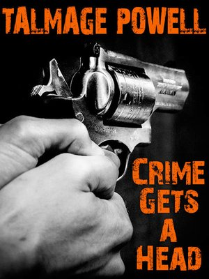 cover image of Crime Gets a Head