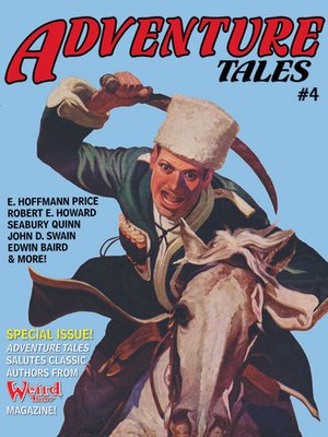 cover image of Adventure Tales, Volume 4