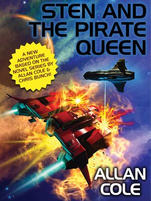 cover image of Sten and the Pirate Queen