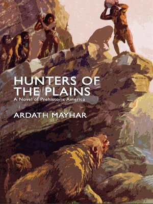 cover image of Hunters of the Plains
