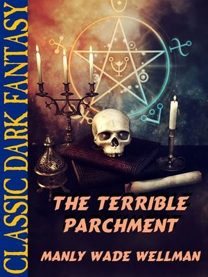 cover image of The Terrible Parchment