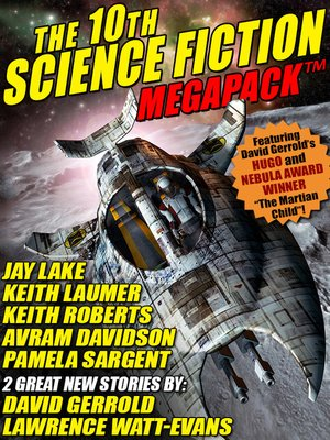 cover image of The 10th Science Fiction Megapack