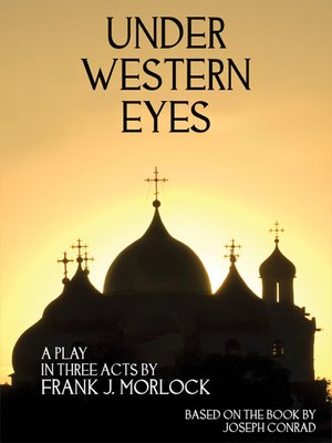 cover image of Under Western Eyes