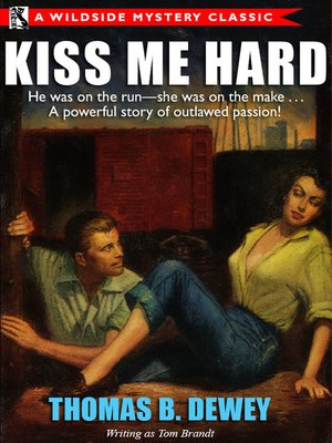 cover image of Kiss Me Hard