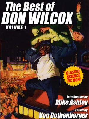 cover image of The Best of Don Wilcox, Volune 1
