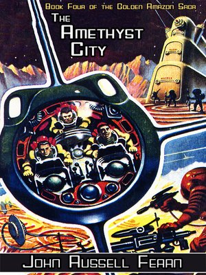 cover image of The Amethyst City