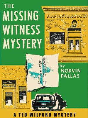 cover image of The Missing Witness Mystery