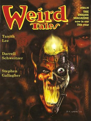 cover image of Weird Tales, Volume 327
