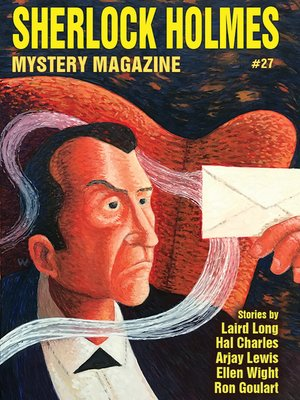 cover image of Sherlock Holmes Mystery Magazine #27