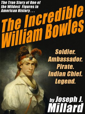 cover image of The Incredible William Bowles