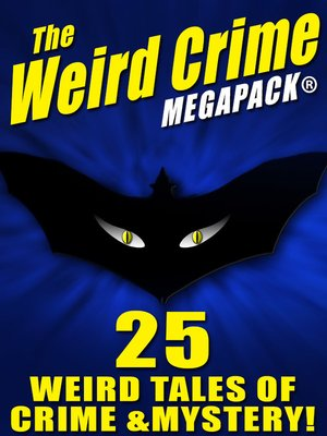 cover image of The Weird Crime