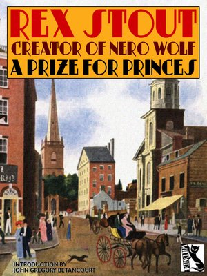 cover image of A Prize for Princes
