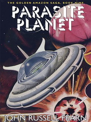 cover image of Parasite Planet