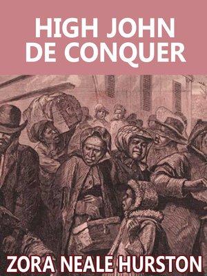 cover image of High John de Conquer