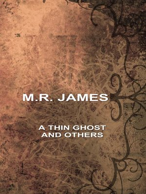 cover image of A Thin Ghost and Others