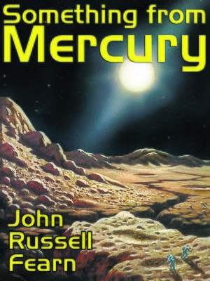 cover image of Something from Mercury