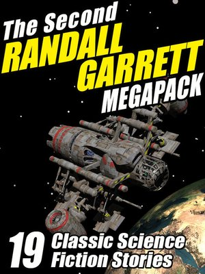 cover image of The Second Randall Garrett Megapack