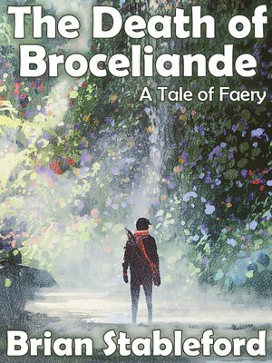 cover image of The Death of Broceliande