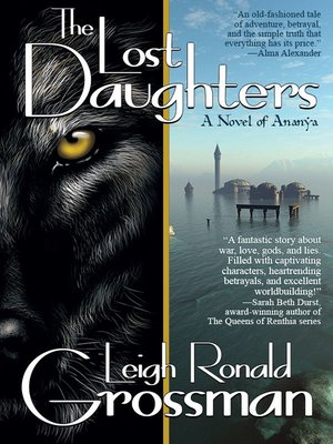 cover image of The Lost Daughters