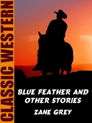 cover image of Blue Feather and Other Stories