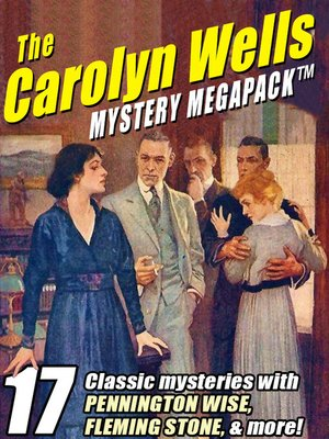 cover image of The Carolyn Wells Mystery Megapack