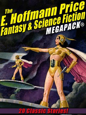 cover image of The E. Hoffmann Price Fantasy & Science Fiction