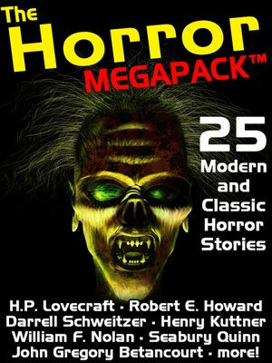 cover image of The Horror Megapack