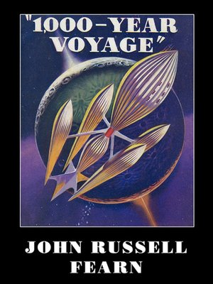 cover image of 1,000-Year Voyage