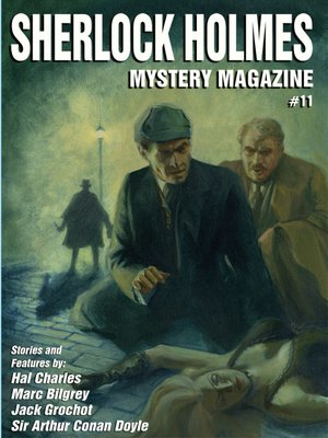 cover image of Sherlock Holmes Mystery Magazine, Volume 11