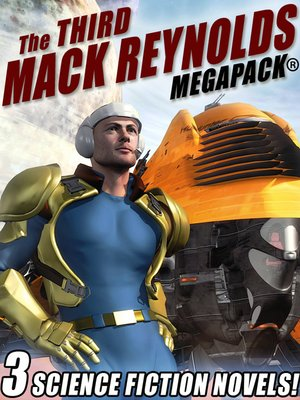 cover image of The Third Mack Reynolds MEGAPACK