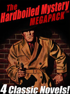 cover image of The Hardboiled Mystery Megapack