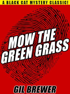 cover image of Mow the Green Grass