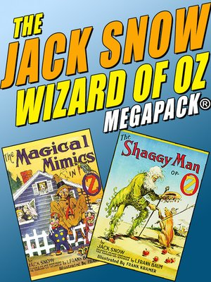 cover image of The Jack Snow Wizard of Oz
