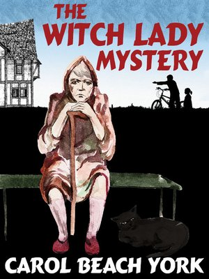 cover image of The Witch Lady Mystery