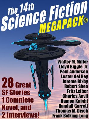 cover image of The 14th Science Fiction MEGAPACK®