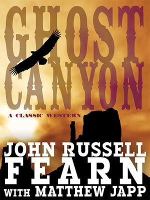 cover image of Ghost Canyon