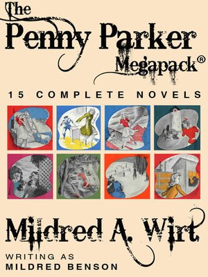 cover image of The Penny Parker Megapack