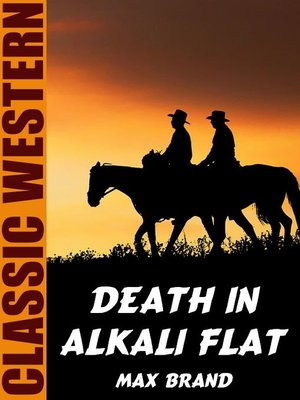 cover image of Death in Alkali Flat
