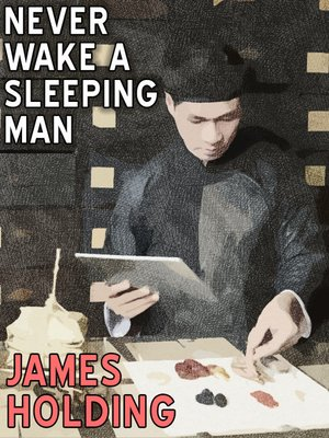 cover image of Never Wake a Sleeping Man