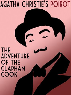cover image of The Adventure of the Clapham Cook