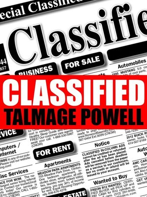 cover image of Classified
