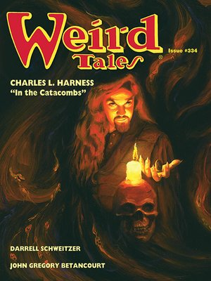 cover image of Weird Tales, Volume 334