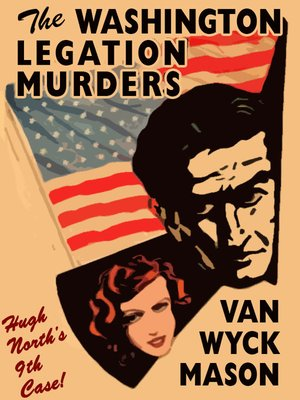 cover image of The Washington Legation Murders