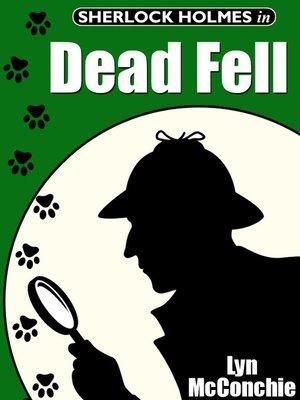 cover image of Sherlock Holmes in Dead Fell