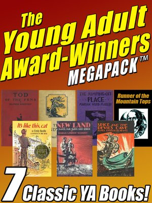 cover image of The Young Adult Award-Winners Megapack